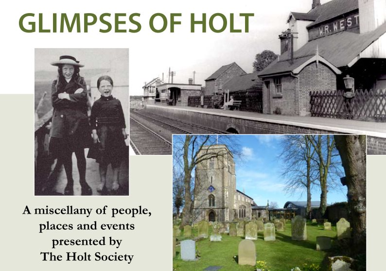Glimpses of Holt